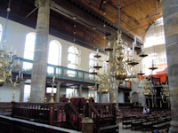 Portugese Israelische Synagoge in Amsterdam