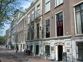 Museum of Bags and Purses in Amsterdam